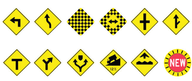saftey-signs Multicolorsigns